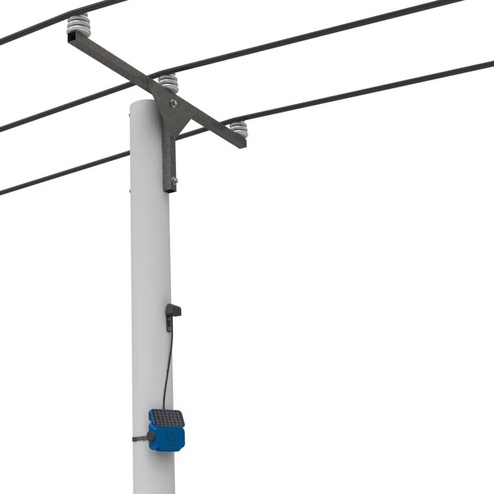 Grayhawk™ Wireless FPI for overhead MV lines
