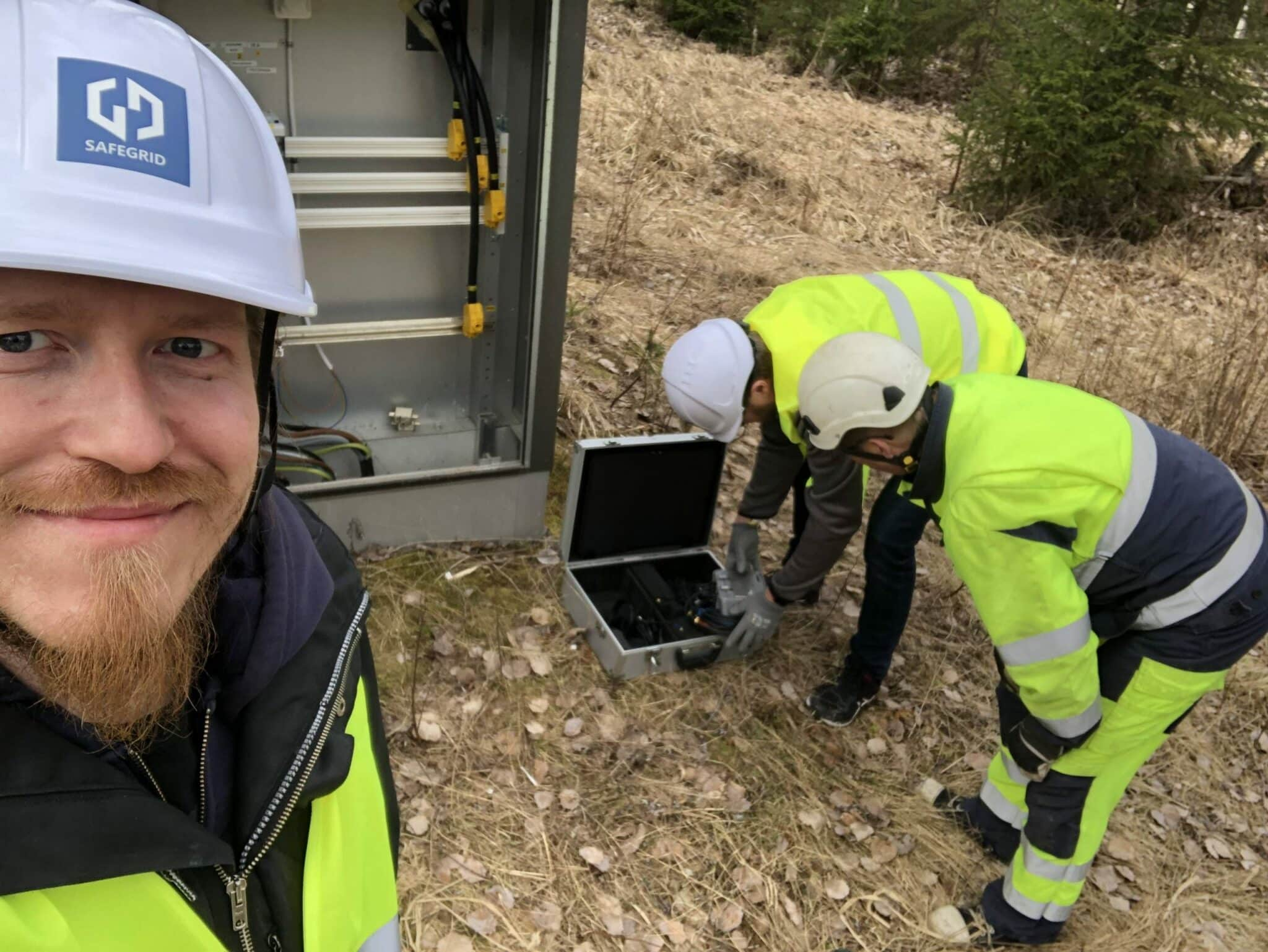Sallilan Sähkönsiirto Monitors their Grid with SafeGrid Solutions