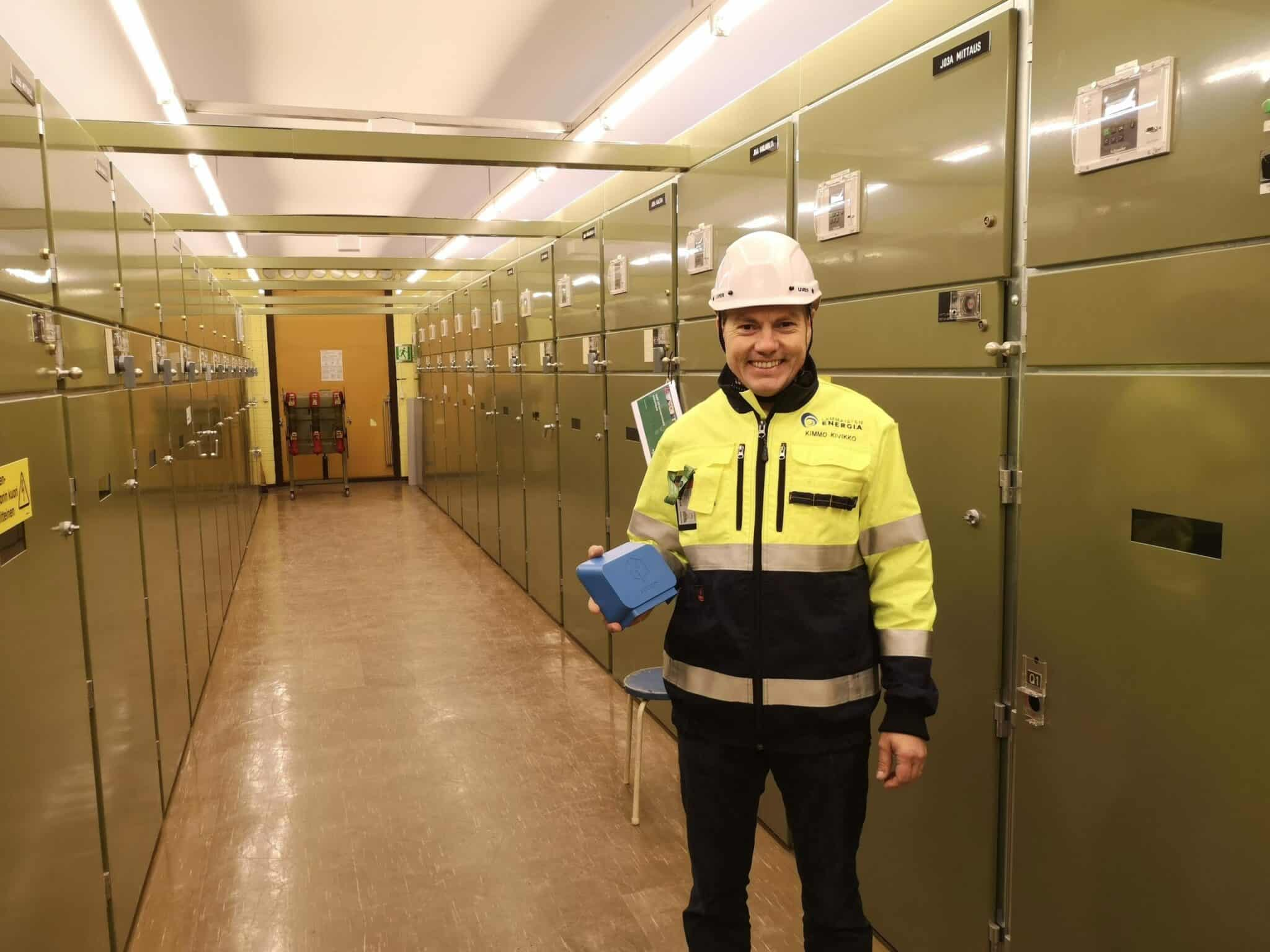 Lammaisten Energia gets 100% visibility to their grid with the help of Safegrid
