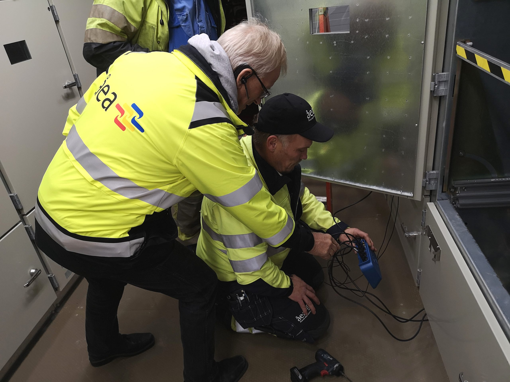 Ålands Elandelslag väljer Safegrid