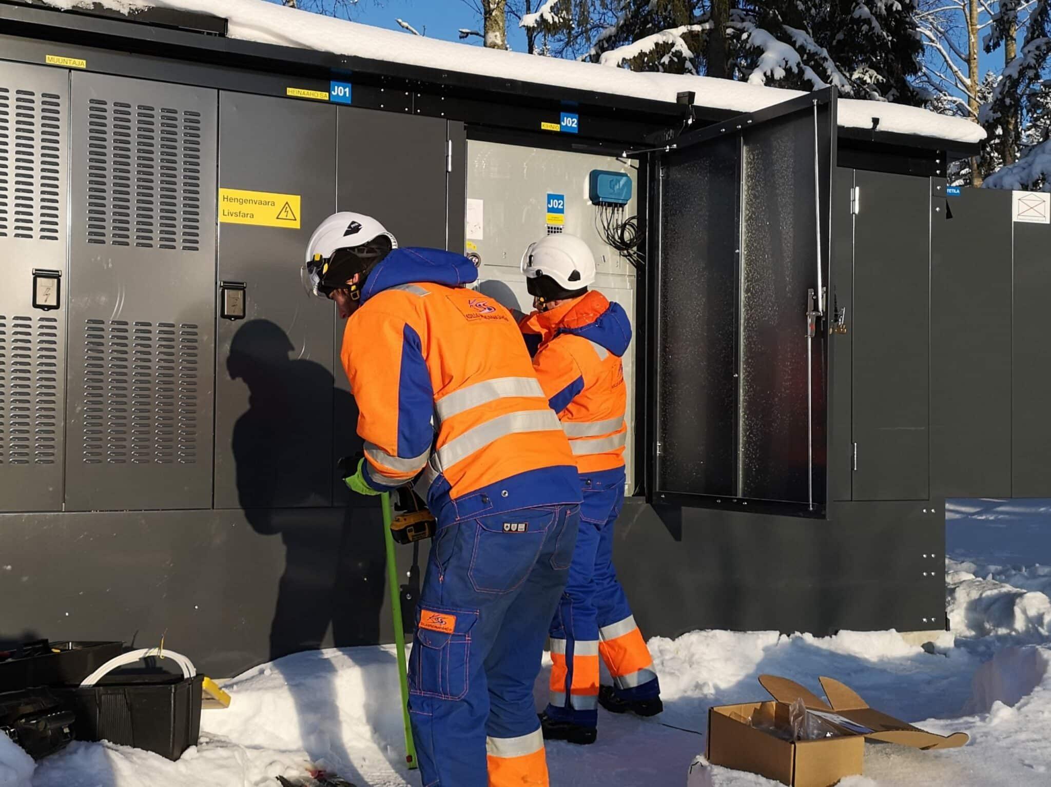 Koillis-Satakunnan Sähkö improves its weather resilience with Safegrid's IGS solution