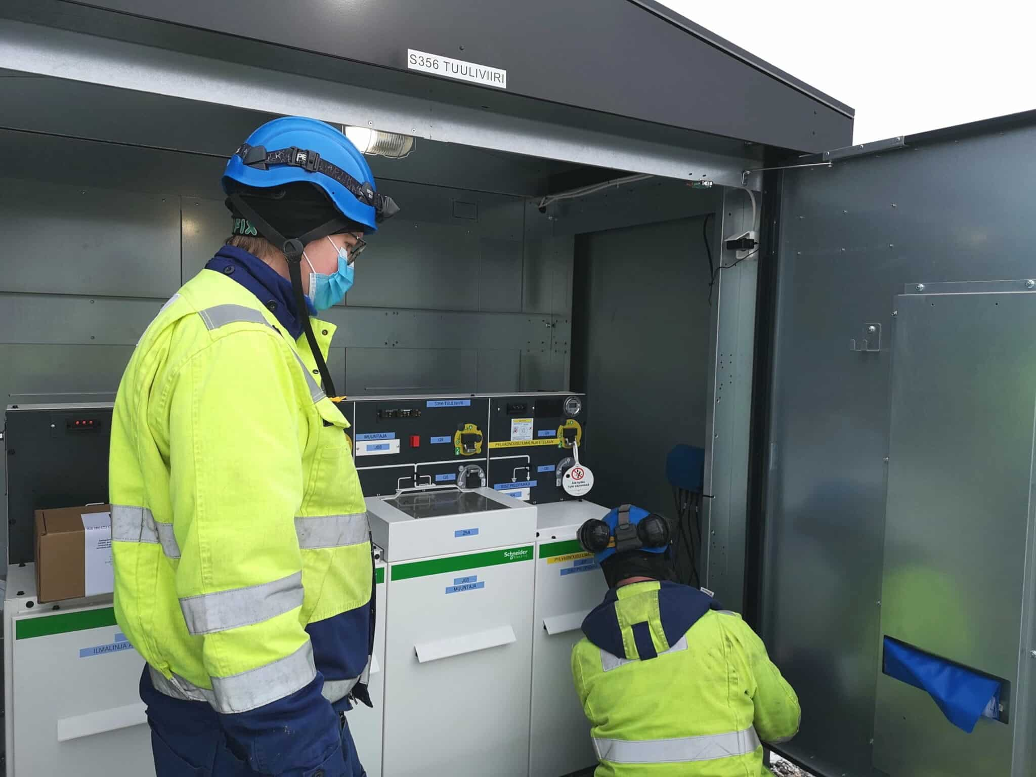Rauman Energia Improves Its Excellence With Safegrid's IGS Solution